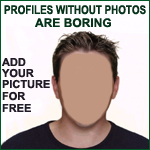 Image recommending members add Military Passions profile photos